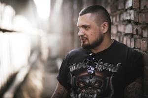 Алексей Баринский-основатель проекта Свалка