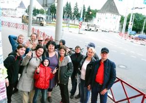 Команда ТОКа на фестивале Живая глина в Ярославле