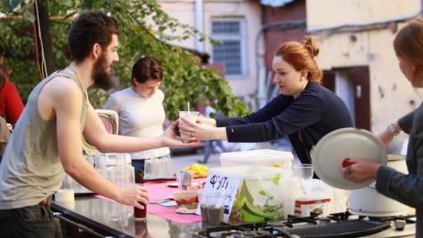 Заставка для - Фудшеринг– спаси еду от мусорного бака