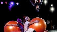 Заставка для - Для ребенка и родителя хулиганский цирк из Питера